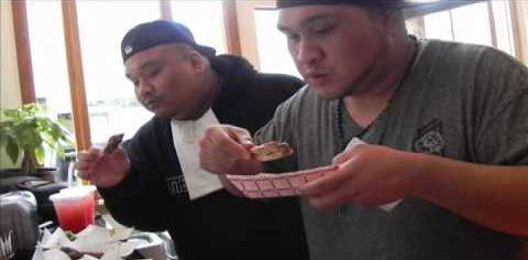 We Eating Episode 18 Wing Wings
